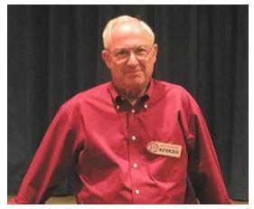 President, Mike Lichtman, KF6KXG