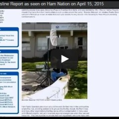 Amateur Radio Newsline Report as seen on Ham Nation on April 15, 2015