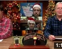 AmateurLogic 73: A Hamtastic Christmas