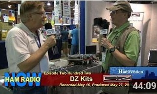 HRN 202: DZ Kit (& other stuff) from Dayton on HamRadioNow
