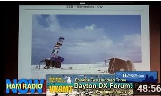 HRN 203: Dayton DX Forum Part 1 – VK9MT Mellish Reef on HamRadioNow