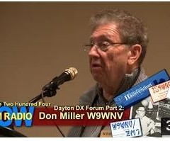 HRN 204: Dayton DX Forum Part 2 – Don Miller W9WNV